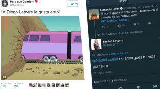 Los memes que se burlan de los chats y de la infidelidad de Diego Latorre
