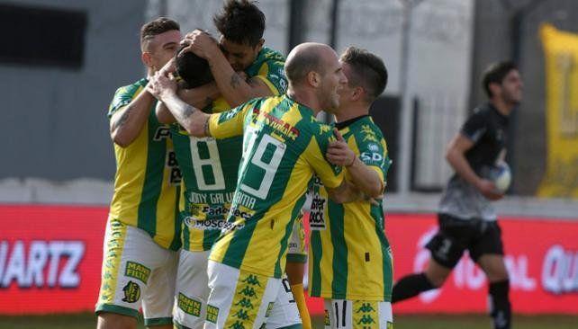 Aldosivi clasificó en la última jugada a la siguiente instancia de la Copa