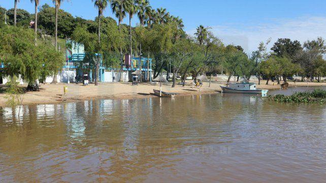 Crecen los ríos en el Litoral y ya hay más de 5.000 afectados