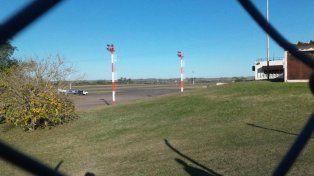 Hasta ahora. Paraná es la única capital provincial de la región con un solo vuelo comercial diario.