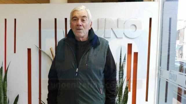 Bourdillón se encuentra trabajado para lo que será la cita de fines de julio en Paraná.