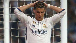 Cristiano Ronaldo fue denunciado por un fraude fiscal de 16,5 millones de dólares