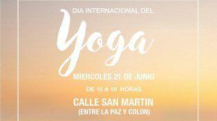 El Día Internacional del Yoga servirá para experimentar las bondades de la práctica