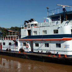 Narco Soja: incautaron más de 10.000 kilos de marihuana en la hidrovía del Río Paraná