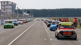 El TC 850 será una de las categorías que animará la actividad en pista en el trazado de la Histórica.
