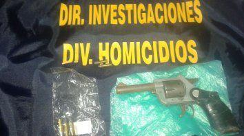 Pericias. Se revisarán los elementos en la Dirección Criminalística.