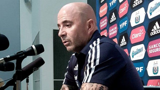 Sampaoli rescató la intensidad con la que jugó Argentina ante Singapur