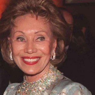 A los 92 años, murió Ernestina Herrera de Noble