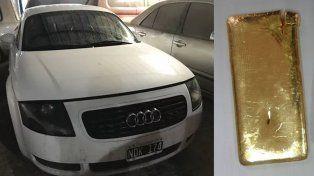 Subastaron un Audi TT, iPhones y lingotes de oro confiscados por la Aduana