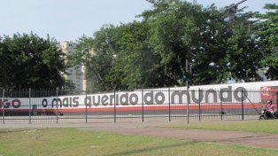 Flamengo juega de local en su cancha después de 12 años