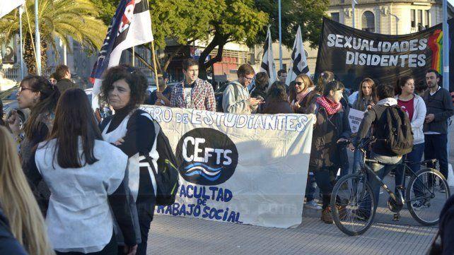 Los docentes universitarios de Entre Ríos continúan con el plan de lucha