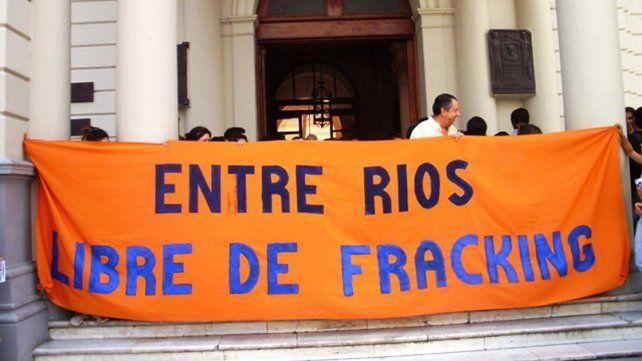 Pionera en el país, Entre Ríos se declaró libre de fracking