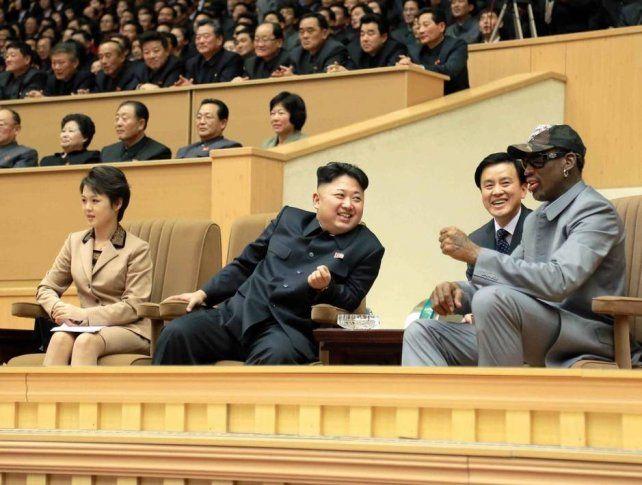 Corea del Norte libera a un preso de EEUU... ¿gracias a Dennis Rodman?