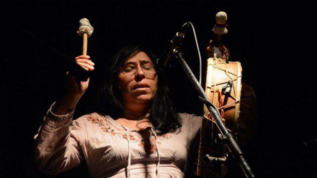 Cantora. Miriam García se presentará hoy en calle Italia 61.