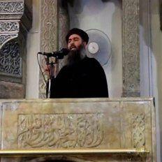 Al Baghdadi, líder de Estado Islámico.