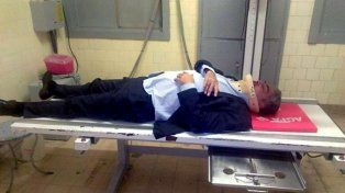 Un taxista golpeó a Gregorio Dalbon, el abogado de Cristina: Te voy a matar, le dijo