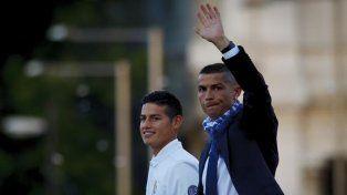Cristiano Ronaldo se iría del Real Madrid