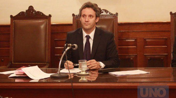 El juez. Ríos encabeza la investigación con 1.400 horas de escuchas telefónicas.