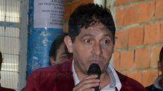 El jefe. Para la causa judicial, Tavi Celis, es el organización de la banda.
