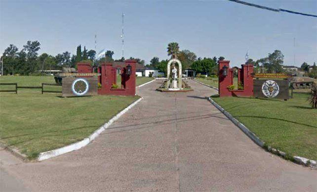 Confuso. La Justicia Federal trata de aclarar lo sucedido dentro del Batallón. Foto: 03442.com.ar