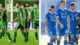 Sarmiento y Atlético Rafaela se despidieron de Primera División