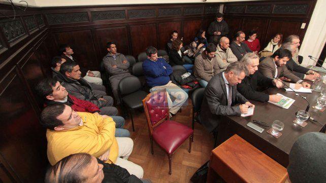 Pasado. El juicio se realizó hace una semana en la ciudad de Paraná.