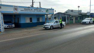 No se pagan más las multas con dinero en las camineras de la Policía
