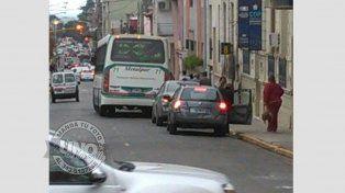 Mensaje de un colectivero para el intendente de Paraná
