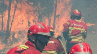 Salvaje incendio en Portugal deja más de 60 muertos