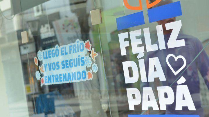 Las ventas por el Día del Padre cayeron 3,6%, a nivel nacional