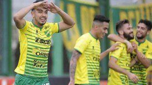 Defensa y Justicia goleó a Atlético Tucumán