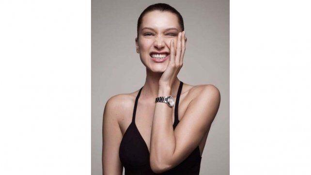 Bella Hadid, la joven que se hizo top model gracias a una enfermedad