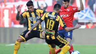 Independiente iguala ante Olimpo en Avellaneda