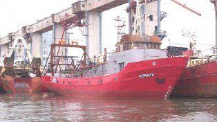 Hallan muerto a otro tripulante del pesquero que naufragó frente a las costas de Rawson