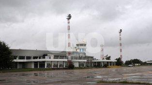 Cierran el aeropuerto de Sauce Viejo por tres meses para remodelarlo