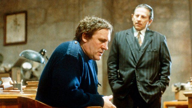 Protagonistas. Gérard Depardieu y Roman Polanski.