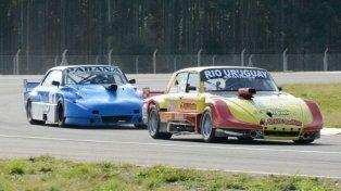 La competencia se desarrolló durante todo el fin de semana en el trazado de Concepción del Uruguay.