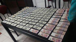 Recuperaron los 400.000 pesos que le robaron a una contadora en Paraná