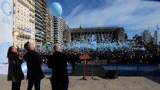 Día de la Bandera: Macri encabeza acto central en Rosario.