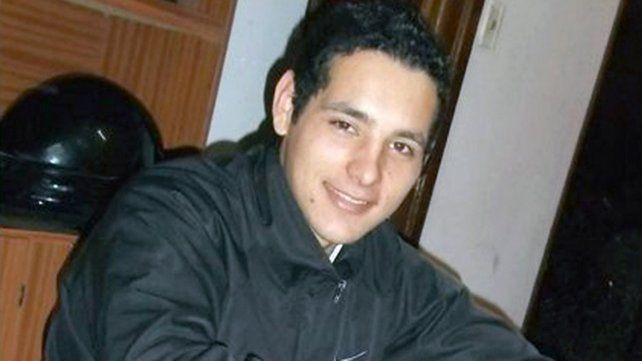 Víctima. Bermani tenía 22 años y fue ejecutado durante una guardia en el Regimiento de Tanques 7.