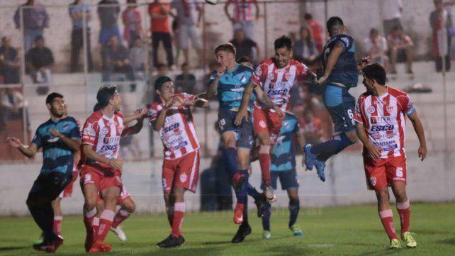 En la primera rueda Atlético Paraná perdió 2-0 ante Guillermo Brown de Puerto Madryn.