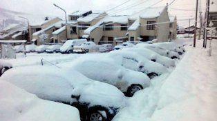 Chubut sufre la nevada más fuerte de los últimos 50 años