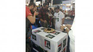 Un pizzero de Paraná representó a la provincia en un concurso nacional y ganó
