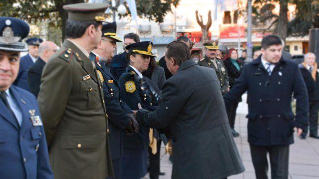 Belgrano fue un hombre excepcional, que murió ignorado, dijo Varisco