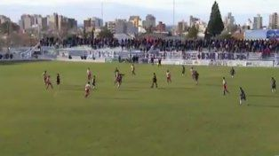 Atlético Paraná se vio perjudicado por un fallo arbitral