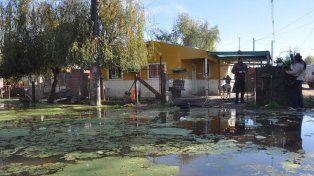 Pronóstico. Prevén un paulatino retroceso de las aguas del Uruguay