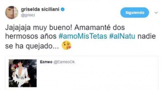 La respuesta de Siciliani