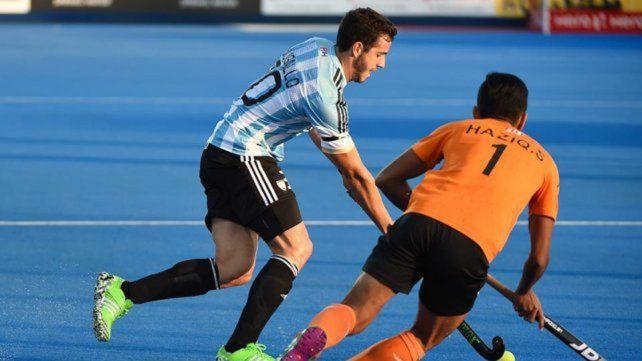 Los Leones jugarán con Pakistan para llegar a la semi