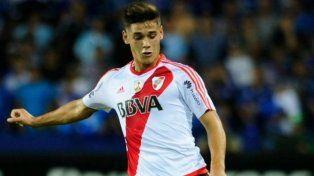 Martínez Quarta dio positivo en un control antidoping
