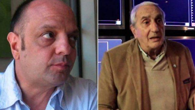 Baby Etchecopar enfureció y echó en vivo a Luis Pedro Toni